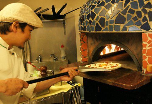土浦のイタリアンレストラン チプレッソ